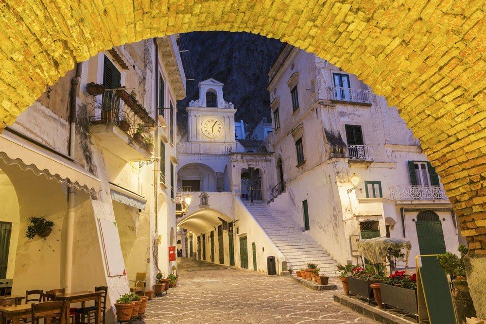 Costiera Amalfitana Visite Guidate Salerno Incoming Tour