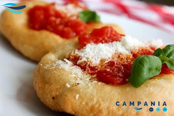 Ricette Pizzella Fritta Campania Tipica